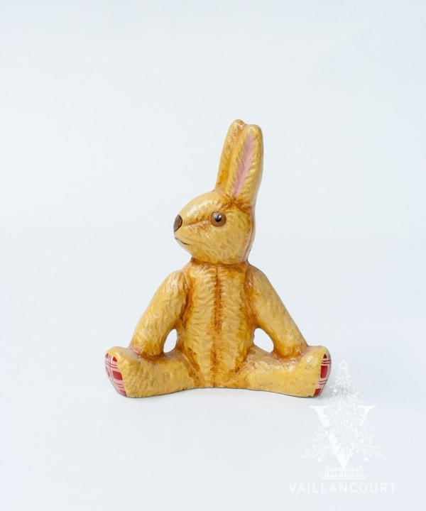 Bunny Bear with Plaid Pads, VFA Nr. 12007