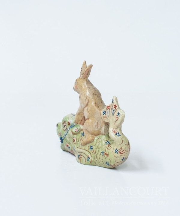 Rabbit on Dragon Float, VFA Nr. 13018