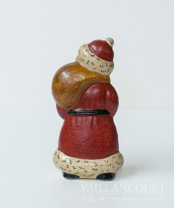 American Santa with Switches, Vaillancourt Chalkware, VFA Nr. 136
