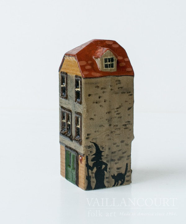 Assorted Chalkware Haunted House Collection, VFA Nr. 16021