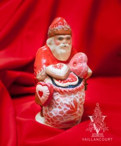 Santa with Sack of Valentines, VFA Nr. 18016