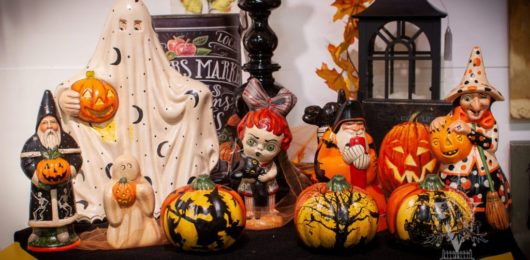 Fall & Autumn Chalkware