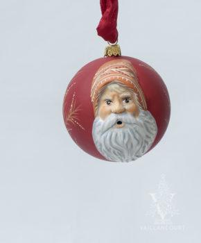 """Jingle Balls"" Gingerbread Father Christmas, VFA Nr. OR19510"